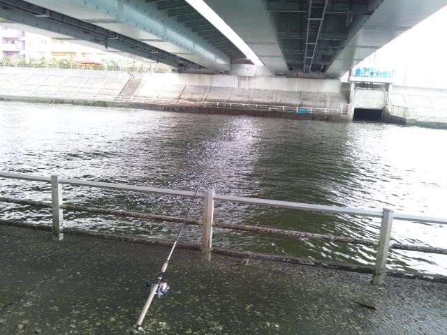 釣りに行けないので浦安境川最下流の橋の話でも ...